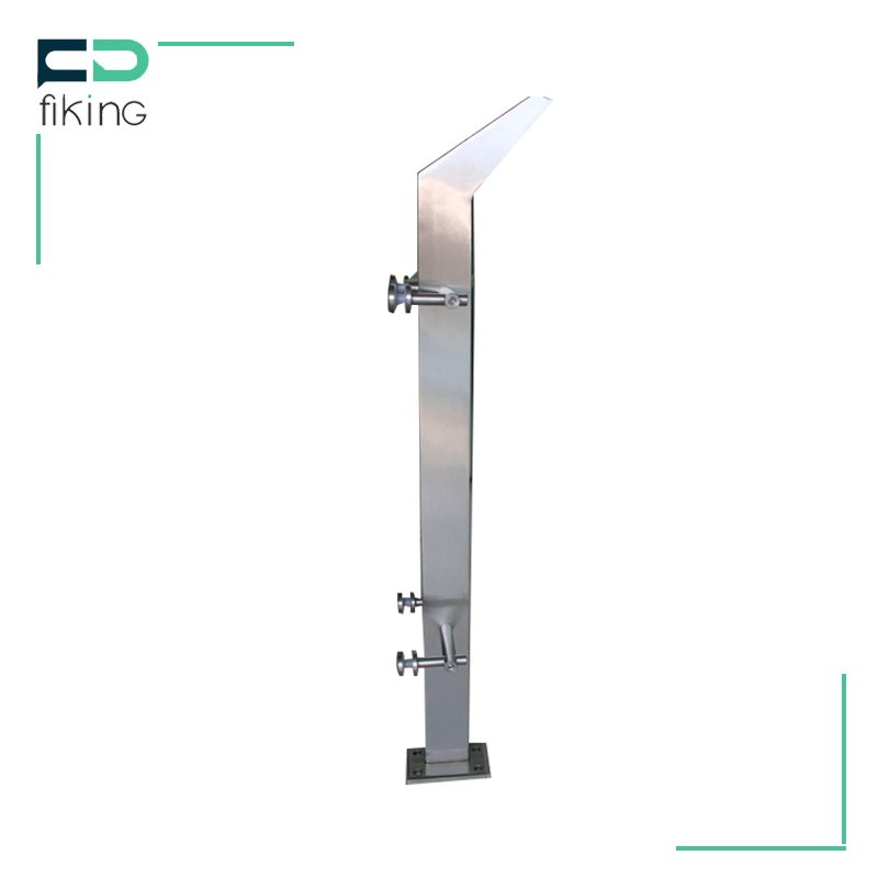 Best-selling commercial modern vertical handrail brackets