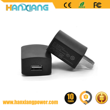 Wholesale Single Port Wall USB Mobile Phone Charger Dual US Plug Phone Accessories
