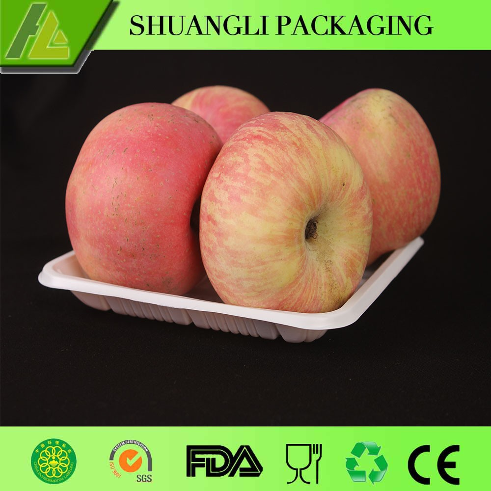 supermarket plastic fruits and vegetables container