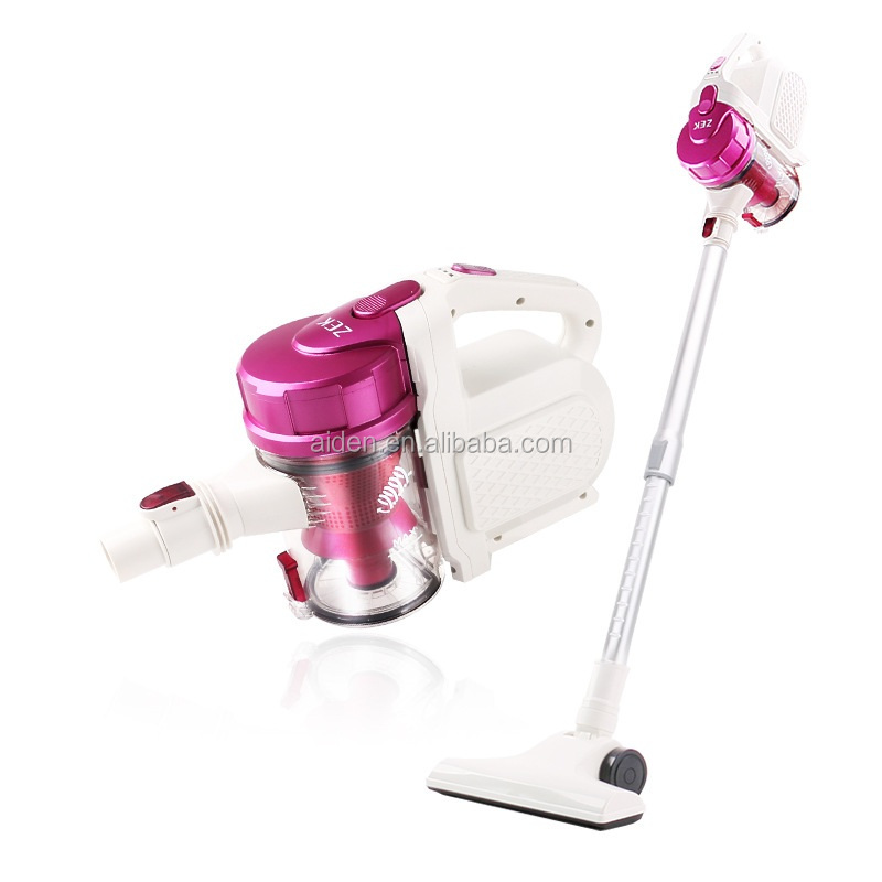 AIDEN--China good quality good price 2 In 1 Car Household Bagless Portable Handheld Stick multi Cyclonic Vacuum Cleaner