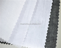 Garment fusible interlinings fabric