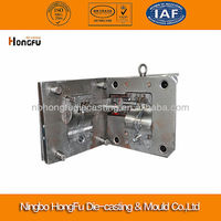 OEM/ODM aluminium inject mold for die casting