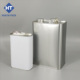 Tinplate 5L rectangular jar/tin/can/ tank with lid for engine oil and chemicals