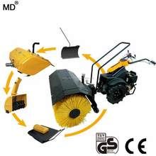 On Sale price of road sweeper truck diesel 5 in1 Perfect Quality snow sweeper