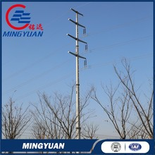 Diversified latest designs stylish power transmission line angular towers