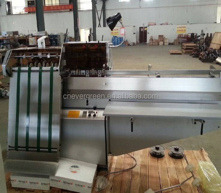 book wire stitching machine,staple binding machine automatic