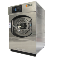 60kg industrial commercial Laundry washer extractor for hotel