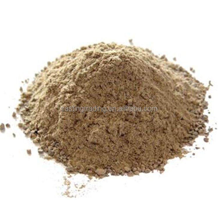 unshaped refractory induction furnace lining materials tundish dry vibration material