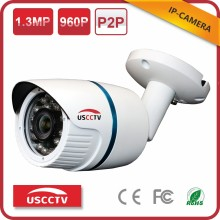 USC mega hd ir ip camera waterproof 1/3 cmos 1.3 megapixel