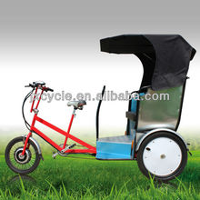 Eelectric Flatbed cargo trike