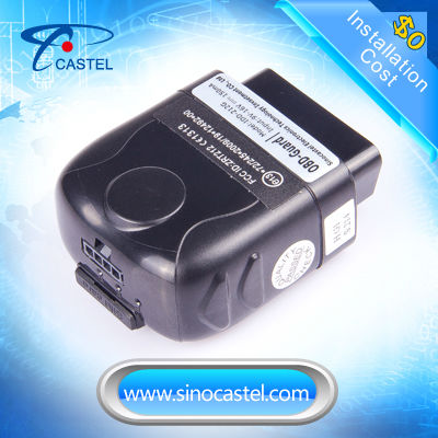Plug-N-Play Car ECU OBD2 Inspection Tools