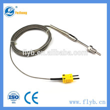 Professional screw thermocouple e type thermal couple with screw thread