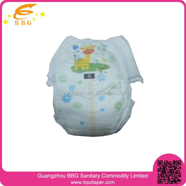 China manufacturer disposable type baby training diapers pants