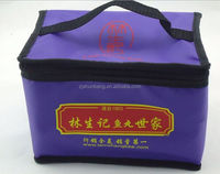 cooler bag/ hard bottom cooler bag/ cooler bag with top flap