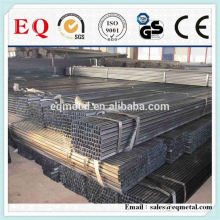 Seamless steel square tube steel pipes' structure manufacturers square tube for construction materials