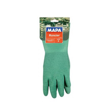 PVC coated cheap gloves with nails for working best quality