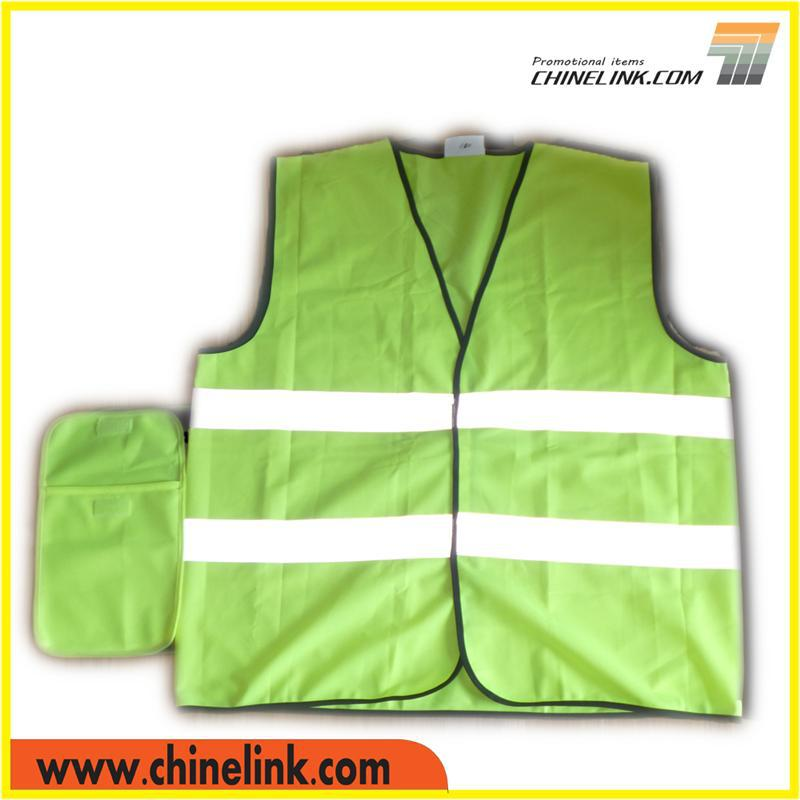 Adults Unisex Reflective Security Jacket with Short Producing Time