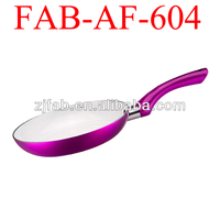 Aluminum Frypan No Oil