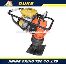 Promotion this month! 73kg gas cimar tamping rammer with spare parts with low price