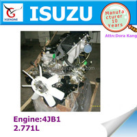 4JB1 Complete Engine Shenyang XG Engine Best Selling 2.771L