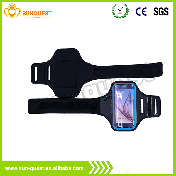 Mobile Phone Sport Armband Case For Samsung Galaxy S5 Armband for iphone 6s plus