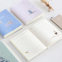 Wholesale New Lovely Notebooks Dairy Book