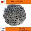wholesale motorcycle parts natural color reinforced 428H-116l motorcycle chain