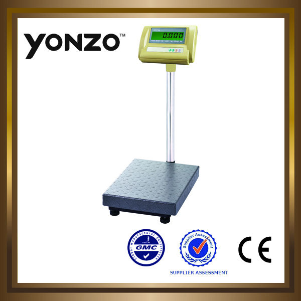 electric weight scale platform