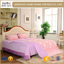 Quality-assured wholesale new style double sided plush blanket