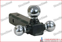 Tri Ball Hitch Tri Ball Mount Chrome or Black powder-coat