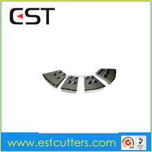 Tungsten Carbide Tbm Shield Driving Cutter