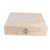 Clamshell Solid Wood Essential Oil Bottle Storage Boxes