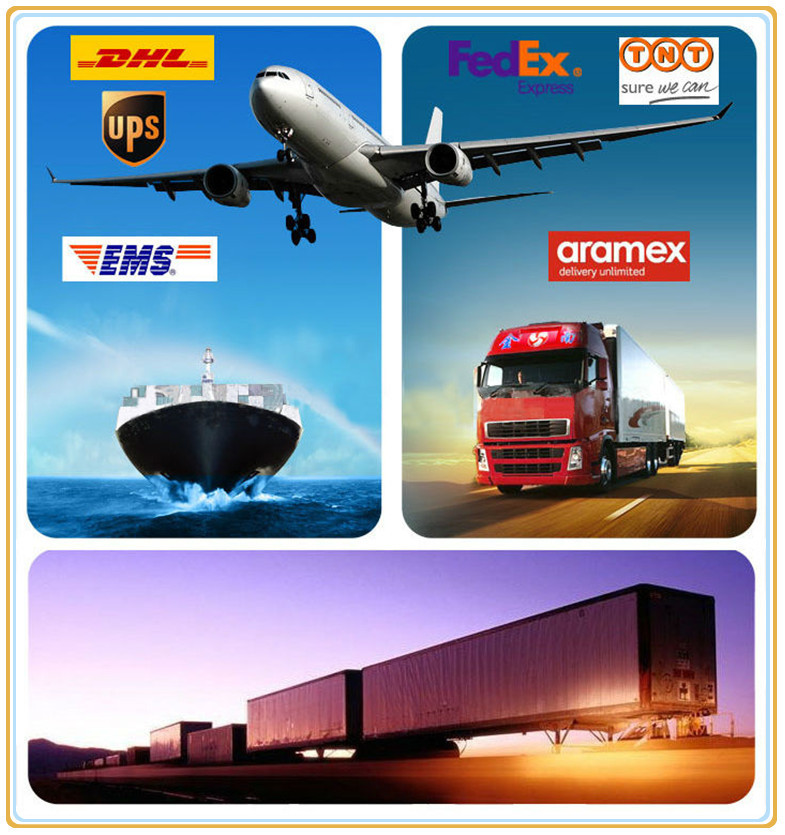 various methods of transportation in the