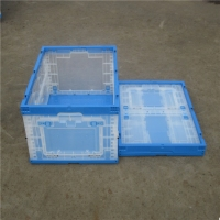 82 L load capacity Solid Box Style and Plastic Material plastic storage box with side door open designed