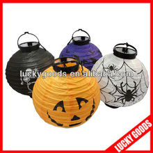 custom made craft halloween paper lantern