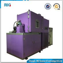 Customized Simulated environmental high low temperature chamber hydraulic car testing equipment