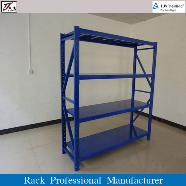 200-500 kg Loading Capacity Steel Shelving System