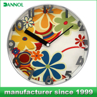 personalized wall clock china home decor wholesale