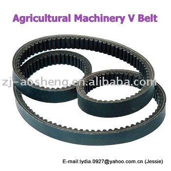 Rubber Agricultural Machinery V Belt