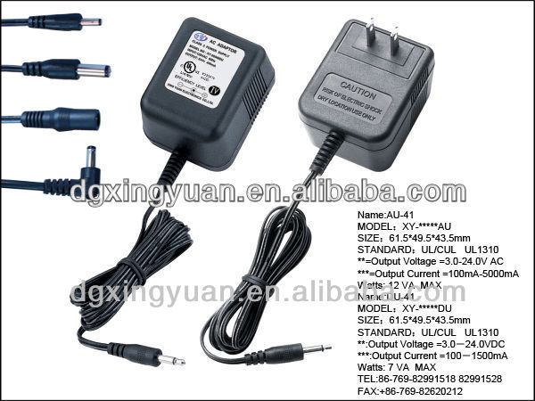 5V 1A switching adapter