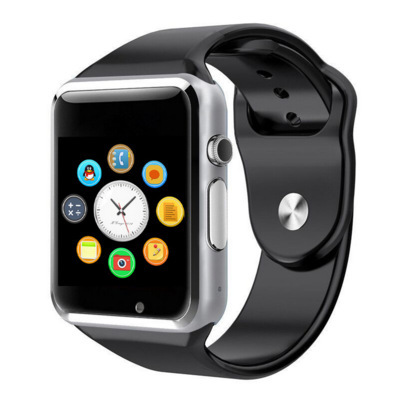 Cheap hot selling colorful smart watch a1 with whap and facebook
