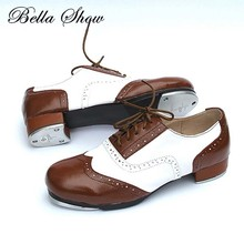 New Design reliable quality tap dance shoes made in China