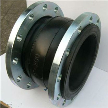 din standard pn16 flange type rubber bellow expansion joint