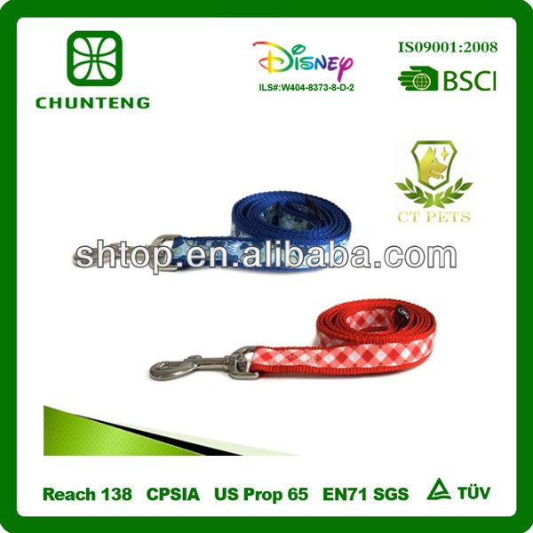 Dog show leads factory dog lead wholesale dog lead manufacturer