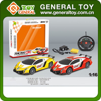1:16 4CH Free Sample RC Car Mini RC Racing Toys Car With Light
