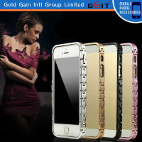 New Luxury Bracelet Style Metal Bumper Frame Cover Case For iPhone 5