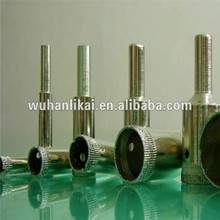 high quality diamond electroplated glass core drill bit