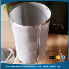 304 stainless steel 300 micron bucket filter strainer