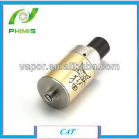 Factory Wholesale New Electronic Cigarette Dry Herb Atomizer cat