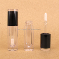 Unique Design Fashion Transparent Stick Lip Gloss Case